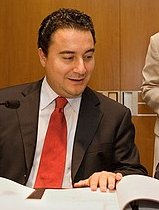 Turkish FM Ali Babacan