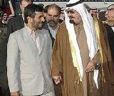 Ahmadinijad and Abdullah