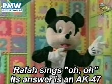 Farfour the Hamas mouse