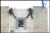 Yamam operatives training