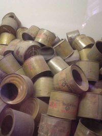 Zyklon B canisters at Auschwitz Museum