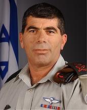 Chief of Staff Lt. Gen. Gabi Ashkenazi