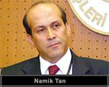 Ambassador Namik Tan