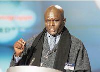 Doudou Diene, UN Special Rapporteur on Racism