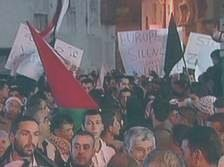 Arabs demonstrate in Umm el-Fahm