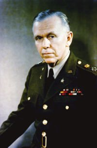 Gen. George C. Marshall