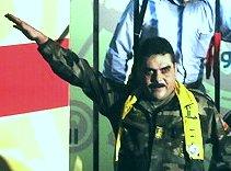 Kuntar free in Lebanon (AP)