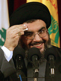 Nasrallah: worried for good reason?