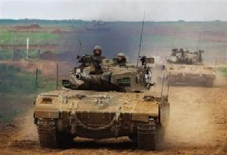 Israeli tanks leave Gaza