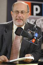 NPR anchor Robert Siegel