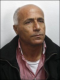Nuclear traitor Mordechai Vanunu