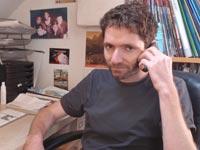 Ha'aretz reporter Uri Blau