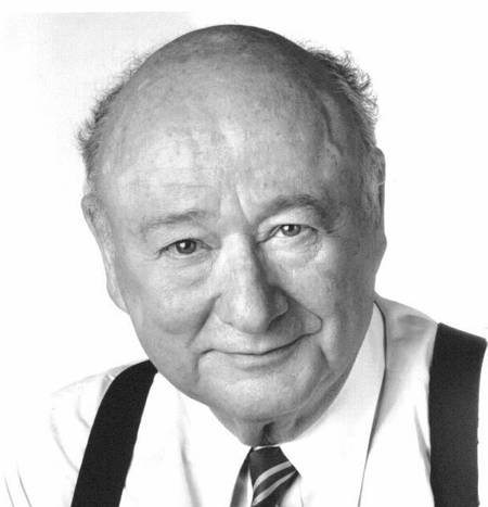 Former NY Mayor Ed Koch