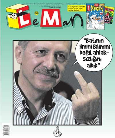 Turkish PM Erdoğan explains his motives.