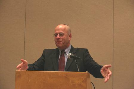 Avraham Burg speaks at PCUSA General Assembly