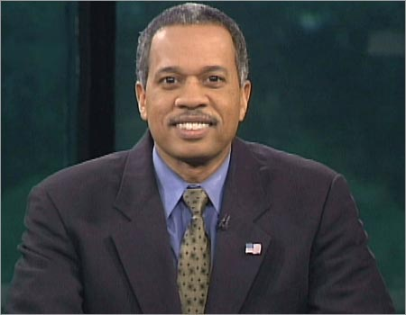 Juan Williams. Canned for political incorrectness.