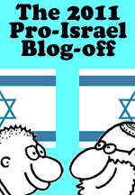 2011 pro-Israel blog-off -- click here and vote!