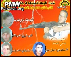 2002 Itamar terrorists honored on PA TV