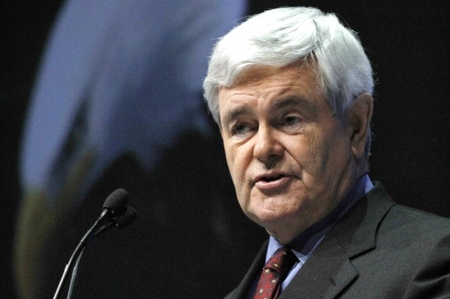 Newt Gingrich. Apparently it's considered tacky or worse to insist on the truth.