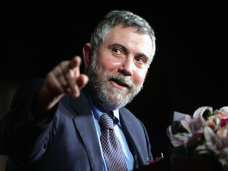 Krugman: Beinart is a brave man