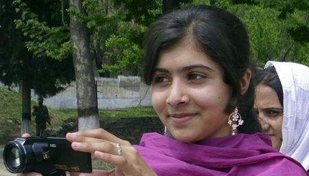 Malala Yousufzai, 14