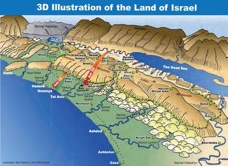 3dIsrael