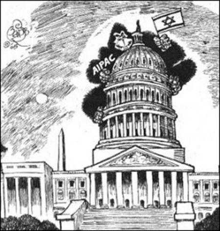 AIPAC Gorilla