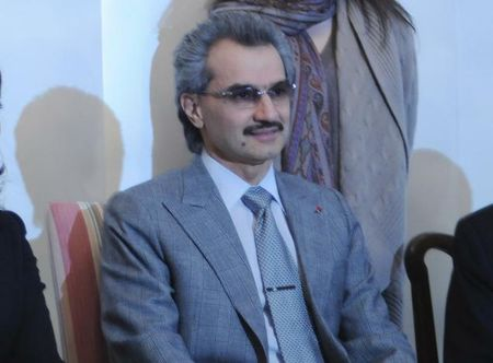 Saudi Prince Alwaleed Bin-Talal speaks at Harvard, 2012