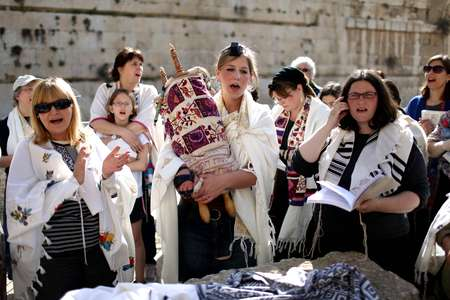 Women of the Wall -- the end of the Jewish state?