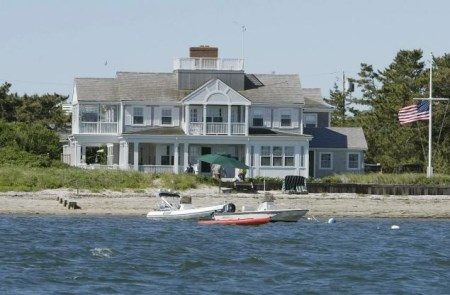 John Kerry's retreat on Nantucket Is., Massachusetts