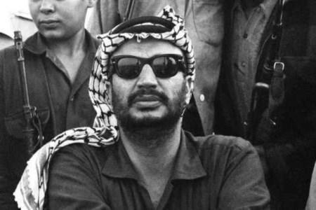 Yasser Arafat in Syria, 1970