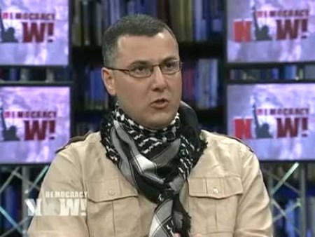 Blood libelist Omar Barghouti
