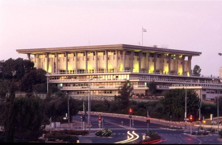 Israel's Knesset. The parliament of a banana republic?