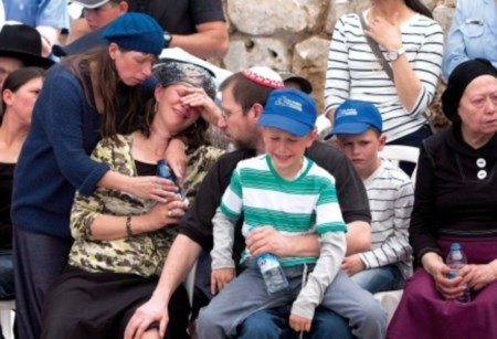Funeral of Baruch Mizrachi, z'l