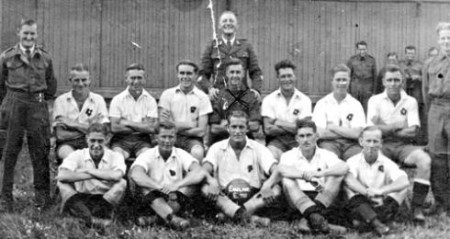 "Alleged photo of ""British football team at Auschwitz"" from Australian Holocaust denial site used as source for Rialto school writing assignment"